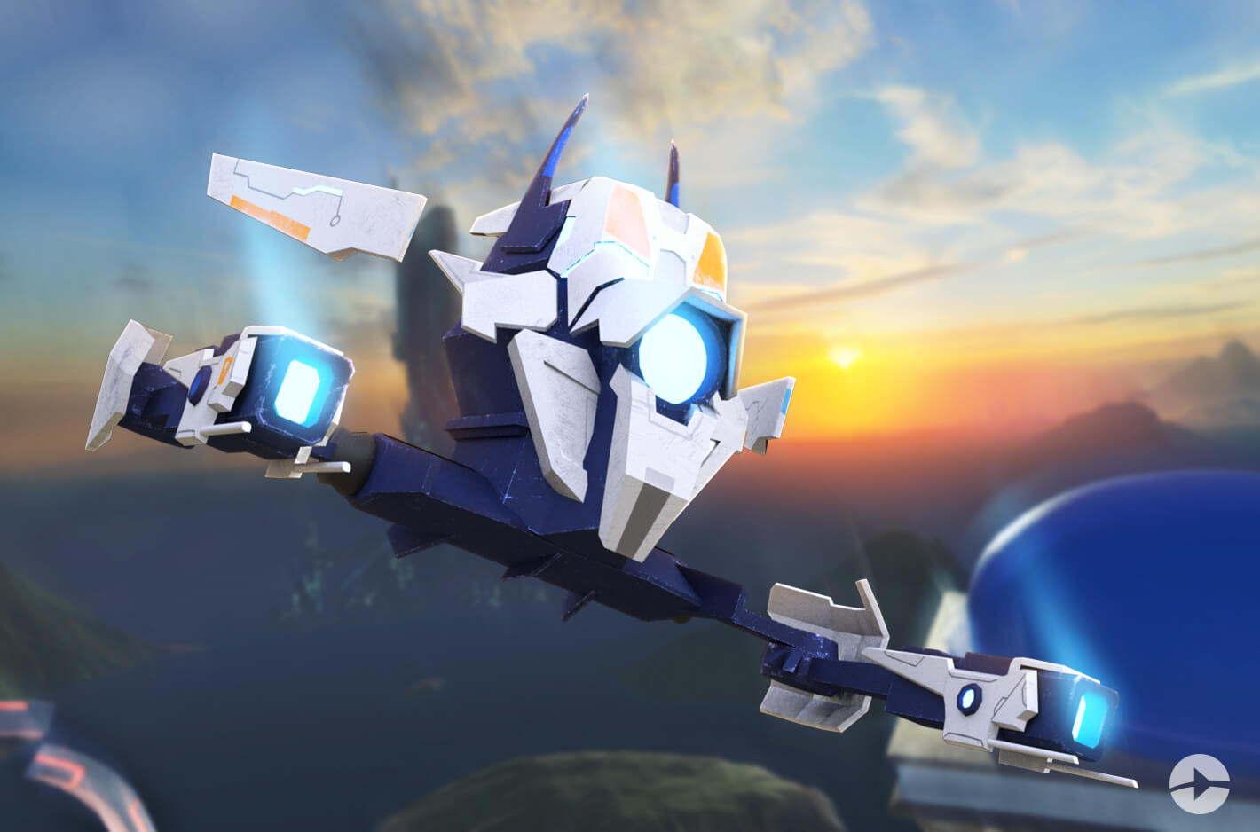 Skyfront VR bot