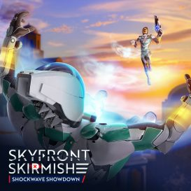 Skyfront Skirmish: Shockwave Showdown + Patch 13